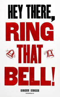 Hey There, Ring That Bell!